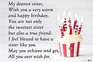 Happy Birthday Wishes for Sister, Quotes, Messages, Images ...