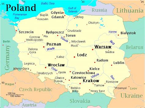 Germania harta politica | Harta Online
