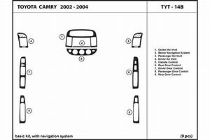 29 2002 Toyota Camry Exhaust System Diagram