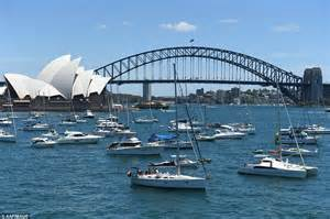 Boats Sydney by The Best New Year S Weather In Forever Australia