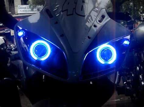 R15 Light Modification by Bi Xenon Projector Headlight Yamaha R15 By Mxsmotosport