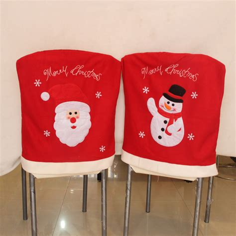popular snowman chair covers buy cheap snowman chair
