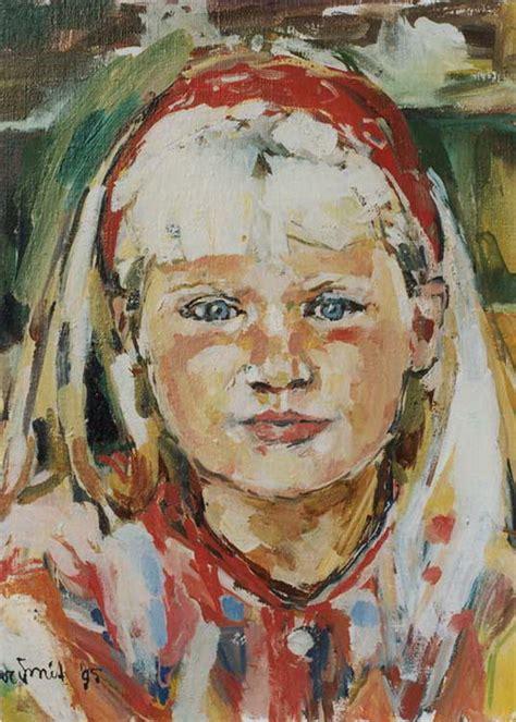 portretten door de schilder peter smit