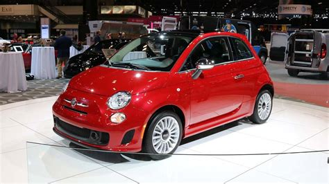 Fiat 500 Turbo Automatic by Fiat 500 Goes All Turbo For 2018