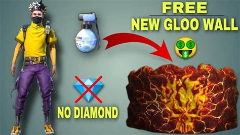 Experience it now and share it with your friends! How to Get Gloo Wall Skin In free fire For Free - POINTOFGAMER