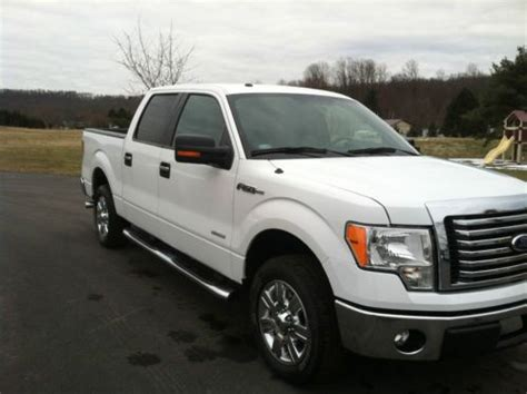 3 door ford truck purchase used 2012 ford f 150 xlt crew cab 4 door 3