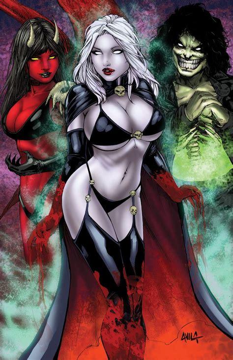 29 Best Lady Death Images On Pinterest Comics Comic