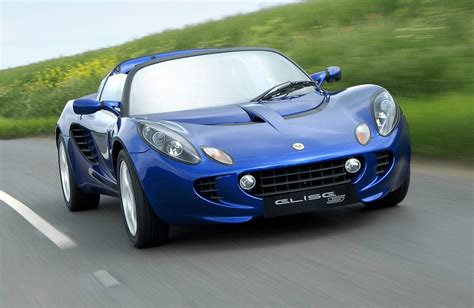 Fast V6 Cars 10k by Lotus Elise Convertible Review 2000 Parkers