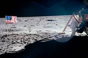 Neil Armstrong's Photo Legacy: Rare Views of 1st Man on ...