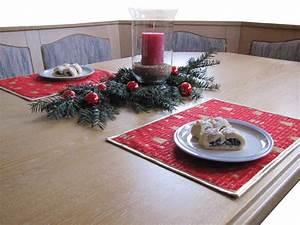 Tischsets Selber Nähen : weihnachtliches tischset kostenlose n hanleitung ~ Lizthompson.info Haus und Dekorationen