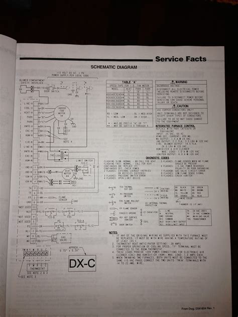 american standard furnace light codes my ac is not turning on the model is american standard single