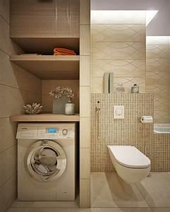 Douche Petit Espace : am nagement d une petite salle de bain 3 plans astucieux petites salles de bain pinterest ~ Voncanada.com Idées de Décoration