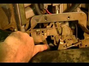 Small Engine Repair  How To Adjust The Mechanical Governor