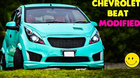Modified Beat Car Photos by Best Chevrolet Beat Modifications Top Modified