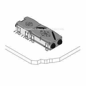 Double Flux Aldes : kit fixation sol echangeur moteur dee fly modulo ~ Edinachiropracticcenter.com Idées de Décoration