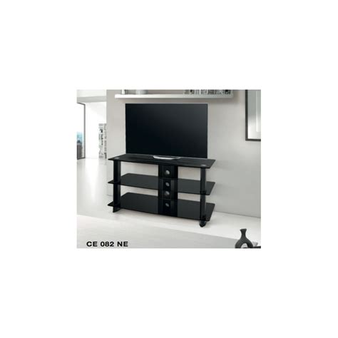Mobili Porta Tv Munari by Munari Ce082ne Mobile Porta Tv Fino A 42 Quot Stereodrom Hi Fi