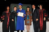 CASA SAN PABLO - Leonel asiste a graduación de su hijo ...