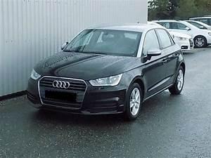 Audi A1 Essence : audi a1 sportback 1 0 tfsi 95 cv essence occasion de couleur noir m tallis e en vente chez le ~ Medecine-chirurgie-esthetiques.com Avis de Voitures