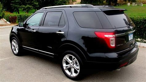 driven  ford explorer limited wd