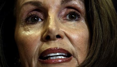 unhinged nancy pelosi attacks president trump  crazy rant stand    man  accept
