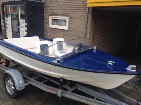 Spitfire Speedboot Opknapper by Speedboten Watersport Advertenties In Noord Holland