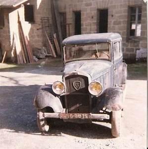 Voiture Sortie De Grange : anciennes voitures des membres ~ Gottalentnigeria.com Avis de Voitures