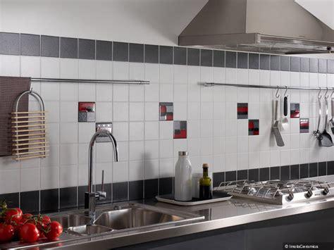 faience murale pour cuisine emejing cuisine carrelage mural noir ideas lalawgroup us