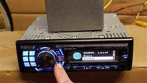 Alpine Deck Radio Head Unit Receiver Cda