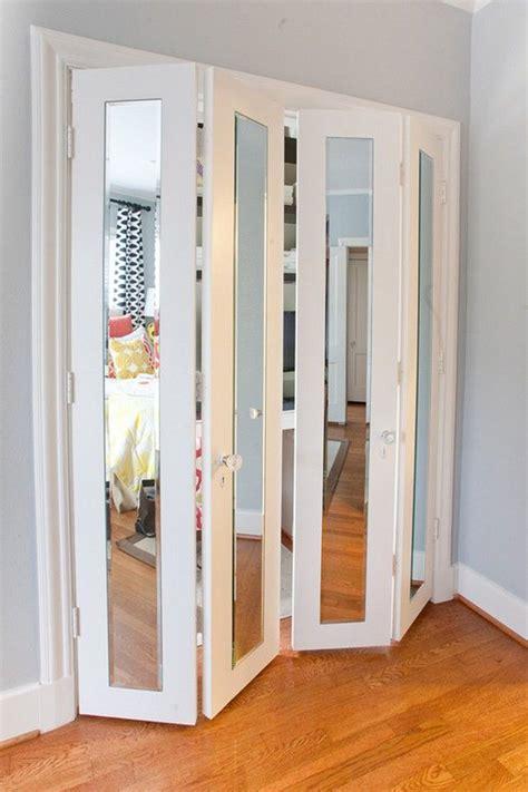ideas  mirror closet doors  pinterest