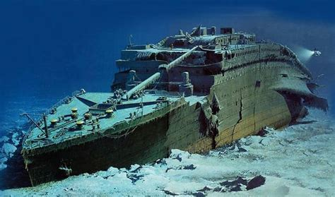 titanic wreck will dissolve in 14 years