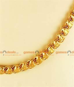 CHRT02-LG 30 inches One gm Chidambaram Gold Plated Jewelry ...