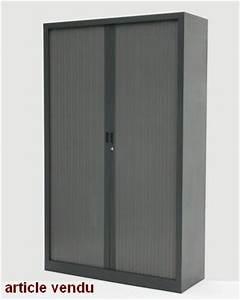 Armoire De Bureau Métallique : armoire de bureau metallique d 39 occasion ~ Melissatoandfro.com Idées de Décoration