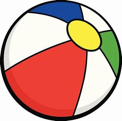 Ball Beach Cartoon Vector Clip Toy Graphics