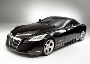 2005 Maybach Exelero Concept Specifications & Stats 128436