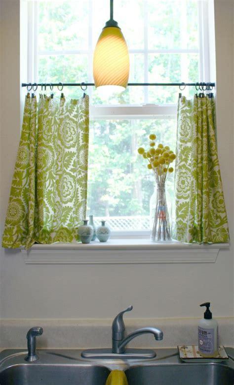 Gardinen für kleine Fenster   23 neue Vorschläge