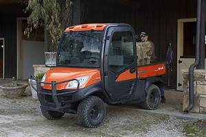 Kubota Rtv1100 Utility Vehicle Service Manual Download