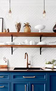 10, Lovely, Kitchens, With, Open, Shelving