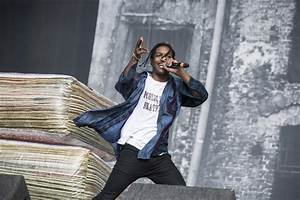 A$AP Rocky brings overblown spectacle to Reading Festival ...