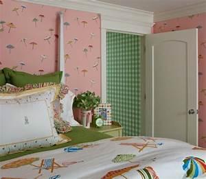 Moderne tapeten geh ren zu einer zeitgen ssischen ausstattung for Tapetenmuster schlafzimmer
