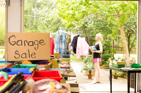 Garage Sales by 2018 Citywide And Neighborhood Garage Sales