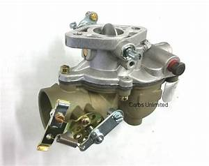 Marvel Tsx Carburetor