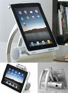 Ipad 2 Dockingstation : 15 cool docking stations for ipad ipod and iphone design swan ~ Markanthonyermac.com Haus und Dekorationen