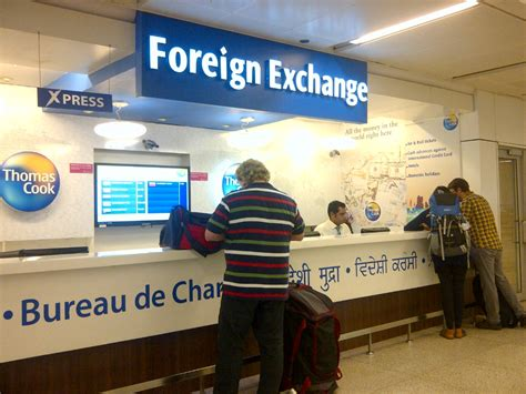 currency exchange trading different types of forex markets