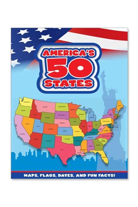 America's 50 States Book