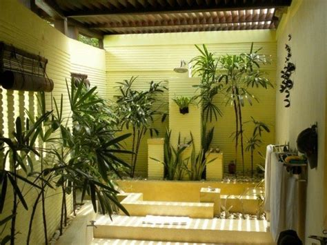 tropical bathroom ideas create  seashore
