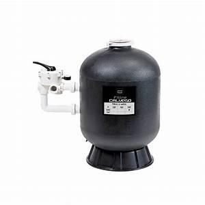 Filtre A Sable : filtre sable calypso side 18m3 h a z piscine ~ Melissatoandfro.com Idées de Décoration