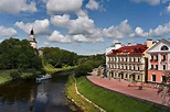 Pskov is the largest European fortress of stone