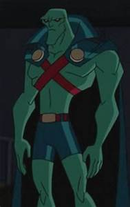 J'onn J'onzz (The Batman) | DC Database | FANDOM powered ...