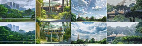 Il Giardino Delle Parole Di Makoto Shinkai Recensione