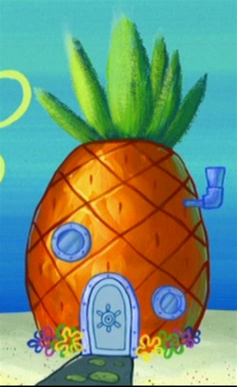 S House Spongebob by Spongebob S Pineapple House In Season 7 1